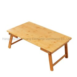 Mobiliário de escritório Computador do Aluno de turismo a madeira maciça mesa portátil dobrável