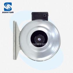 Металлический корпус циркуляр круглые воздуховоды Встроенные вентиляторы