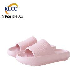 Mode Rutschen Sandalen Sommer Strand Schuhe Frauen Männer Flache Slipper Benutzerdefiniertes Logo