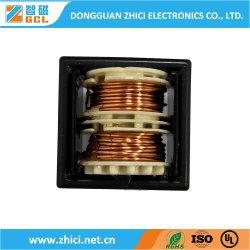 Et série inductance à noyau de ferrite bobine toroïdale inducteur de filtre utilisé pour surveiller, Audio, VCD, DCD