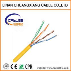 Cable LAN cable de conexión cable de red UTP Cat5e/CAT6 cable de red 1/2/3m 24AWG Cable de comunicación estándar de cobre cable de alimentación cable de ordenador cable de cobre Cu/BC/CCA