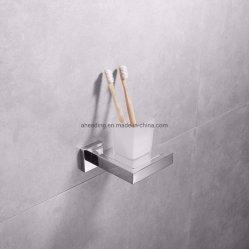 Badezimmer-Hotel-zusätzlicher Polierzahnbürste-Trommel-Halter des Edelstahl-304