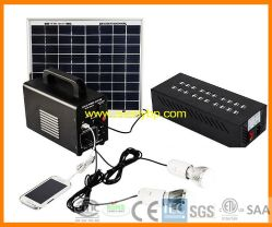 Beweglicher Solargenerator für Aufladeeinheit USB-30