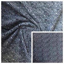 100%Polyester sondern Vlies gestricktes Gewebe mit gedruckt aus