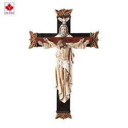 Hars van de Steen van de Drievuldigheid van het Album van Avalon de Heilige het Kruisbeeld van de Muur van 12 Duim
