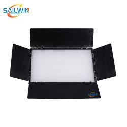 200W profesional fotografía de estudio de la luz de vídeo LED pantalla plana