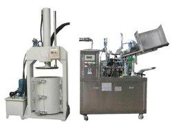 Entièrement automatique Machine de remplissage du tube souple de polyuréthane à base de silicone adhérent
