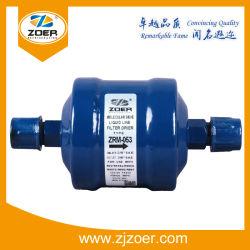 Filtro de línea de líquido de pelo para la refrigeración (ZRM-053)