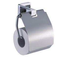 목욕탕 부속 아연 합금에 의하여 크롬 도금을 하는 정연한 기초 화장지 홀더