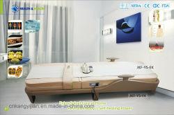 Эксклюзивный оператор тепловой Jade терапии позвоночника устройства оборудование для физиотерапии кровати с функцией массажа