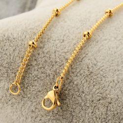 Monili nessuna collana della catena del bordo dell'appannamento con i branelli per la promozione del regalo della decorazione