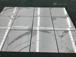 Полированный Calacatta Оро/Statuario/Statuary белые мраморные плитки каменные плиты с мраморным полом оформлено плиткой и мрамором место на кухонном столе
