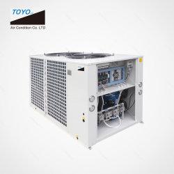 30kw resfriado a ar Chiller de Agua Conpressor Hitachi Eer de alta eficiência