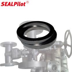 Устойчивость к высокой температуры чистого графит кольцо прокладки для герметизации