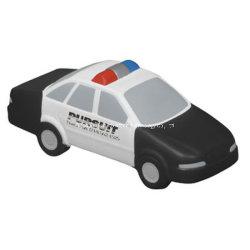 Promoción de venta al por mayor de la fábrica de espumas de poliuretano personalizadas exprimir el estrés la bola en forma de coche
