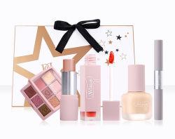 2021 Lusso를 따라 자리한 고품질 새틴 피그먼트 아이사다우선 재단 Mascara & Lipstick 화장품 메이크업 발렌타인 데이 선물