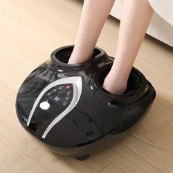 Máquina de circulação do sangue da perna de vibração elétrica Banheira Massajador Pés