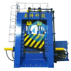 Q91-5000 de Op zwaar werk berekende Machine van de Scheerbeurt van de Brug van het Recycling van het Metaal van het Afval