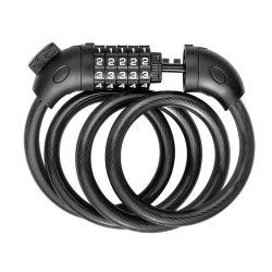 Напряжение питания на заводе для защиты от краж 5 цифр 1.2 м матового кабель провод комбинации велосипед Xmm-8812 блокировки