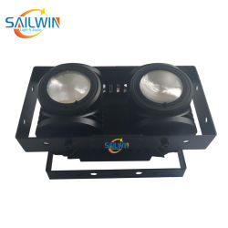Exterior Impermeable IP65 2 ojos 100W COB 2in1 LED Luz Blinder