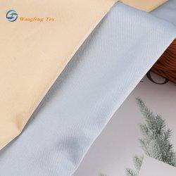 Итальянский ложных поверните полиэстер креп Stretch Satin шифон ткань имитация шелка атласная бумага для мода дамы блуза
