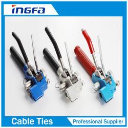 Простота в эксплуатации ручного инструмента из нержавеющей стали кабельную стяжку смазочного шприца