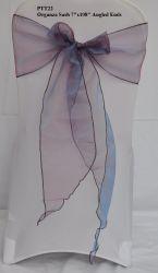 Ptt22 의자 동점 Organza 창틀 의자 활 호텔 결혼식 연회 당 결혼식 훈장