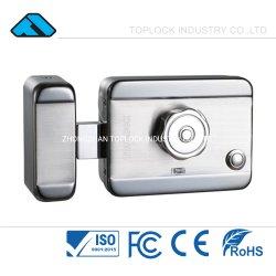 12V DC altamente fechadura de porta silenciosa do bloqueio do aro motorizado para o Sistema de Controle de Acesso