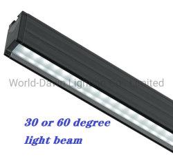 Современные потолочные трубы оптовой свободно распространяемым тонкий висящих легких дешевой цене 1200 мм светодиодные линейные пульта управления управление лампа LED линейные трубы
