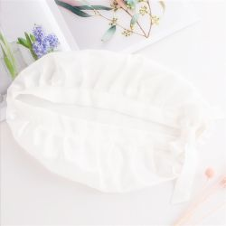 Protezione di notte molle pura della protezione di sonno di cura di capelli del raso della seta 16mm del cofano 100%