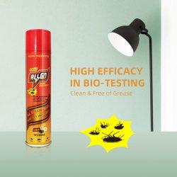 Alllgo 300 ml de rociado de Pesticidas de la mosca Mosquito Cucaracha Cucaracha matando a los aerosoles