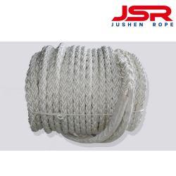 8 filamentos polipropileno y poliéster mezclado cuerda para la construcción naval