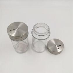Best Glass Spice Jar カスタムボトルソルト & ペッパーシェイカー