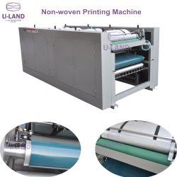 850 PP Nonwoven de un Solo Color impresora flexo Bolsa de tela