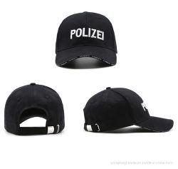 Custom пропагандистские печатные вымыта Custom хлопка спортивные Baseball Caps Red Hat