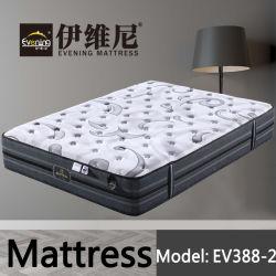 Massage de vibration de taille Queen Kids double chambre à coucher Meubles matelas pour lit