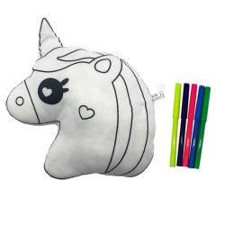 Очаровательный Fidget игрушки DIY живописи для детей кукла чертеж
