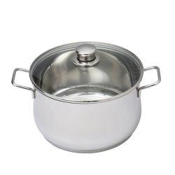 Goede verkoop roestvrij staal Hot Pot Soup Base Non Stick Voorraad pot