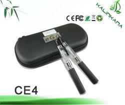 Colorida caja de cigarrillos del ego, CE4 Kit Case Zipper