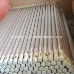 Componenti infrarosse del riscaldatore elettrico della lampada del riscaldatore dell'emettitore di IR del tubo del riscaldamento del quarzo