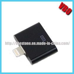 La foudre 8 broches Maleto30-Borne femelle adaptateur de données de charge pour l'iPhone 5 iPad4