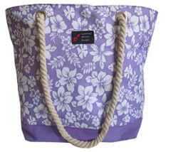 Полиэстер дамы моды на пляже сумку с веревки