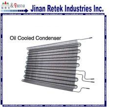 Fil de la plaque de réfrigération de l'acier tube Bundy condenseur pour réfrigérateur