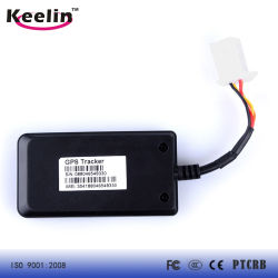Aufbau-Maschine GPS-Auto-Sicherheits-Verfolger Gleichstrom-9-60V mit PAS-Warnung (TK115)