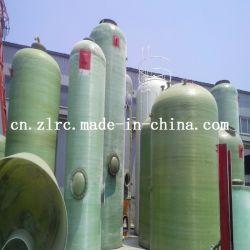 FRP vertikaler chemische Industrie-Becken-Druckfilter-Schmierölfilter