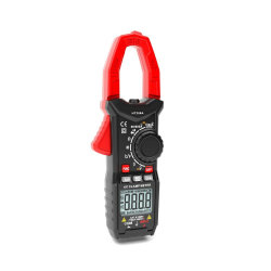 Ht208d'un multimètre Auto-Ranging sans contact sur et hors de bip pince multimètre numérique portable