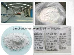 Rutilo del diossido di titanio Anatase Grado di metalli pesanti basso