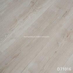 Los materiales de construcción compuesto de madera decorativa impermeable de suelos de pared