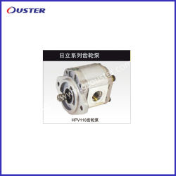 Hitachi Hpv116 Гидравлический насос запасные части для замены питающего насоса