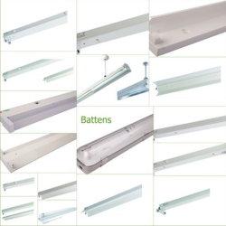 T8/T5, étanche et aluminium Damp-Proof Dust-Proof Batten